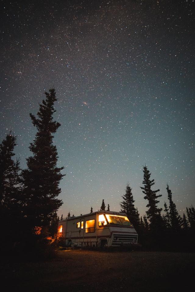 Louer votre jardin pour du camping
