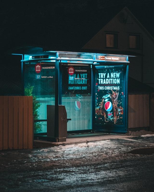 Louer sa façade pour de la publicité